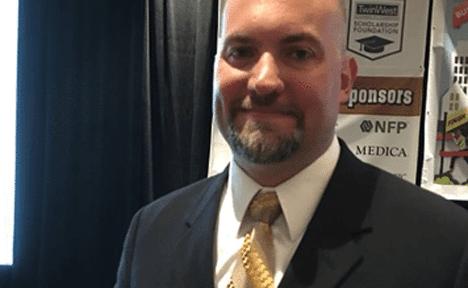 Dave Meyer Wins 2016 Entrepreneur of the Year Award