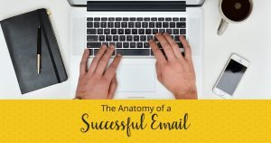 anatomy of successful email
