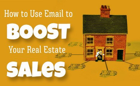How to Use Email to Boost Your Real Estate Sales [Infographic]