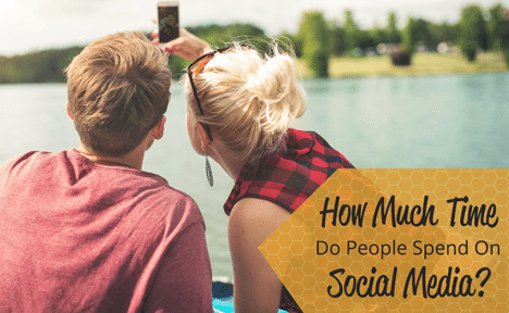 How Much Time Do People Spend on Social Media? [Infographic]