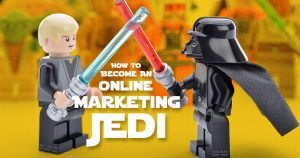 How to be an Online Marketing Jedi