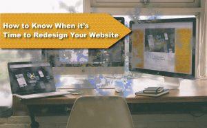 redesign website FeaturedImage