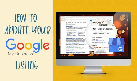 How to Update Your Google My Business Listing