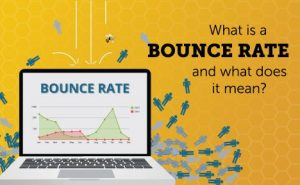 what is a bounce rate and what does it mean
