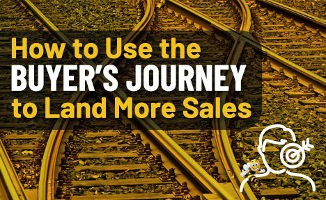 How to Use the Buyer's Journey to Land More Sales