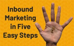Inbound Marketing in 5 Easy Steps FeaturedImage