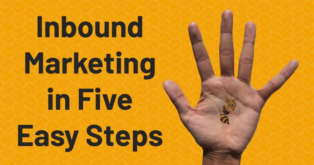 Inbound Marketing in 5 Easy Steps HeaderImage