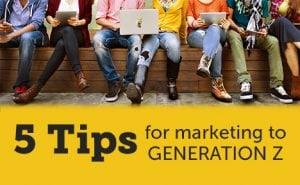 5 Tips for Marketing to Generation Z featured image
