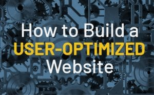 How to Build a User-Optimized Website featured image