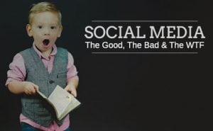 social media the good, the bad and the ugly featured image
