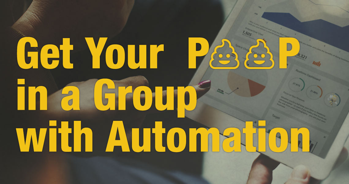 get in a group with automaton header image