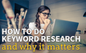How to do Keyword Research FeaturedImage
