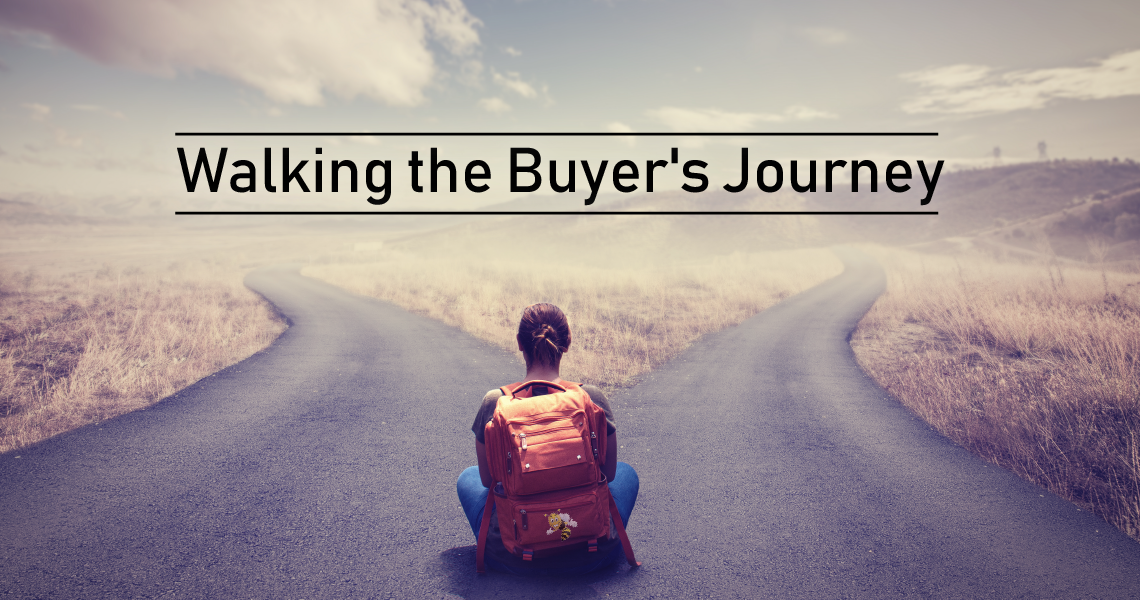 walking the buyers journey header image