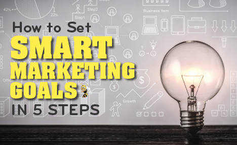 How to Set SMART Marketing Goals in 5 Steps