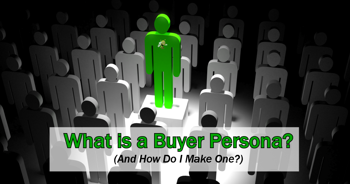 What is a Buyer Persona header image