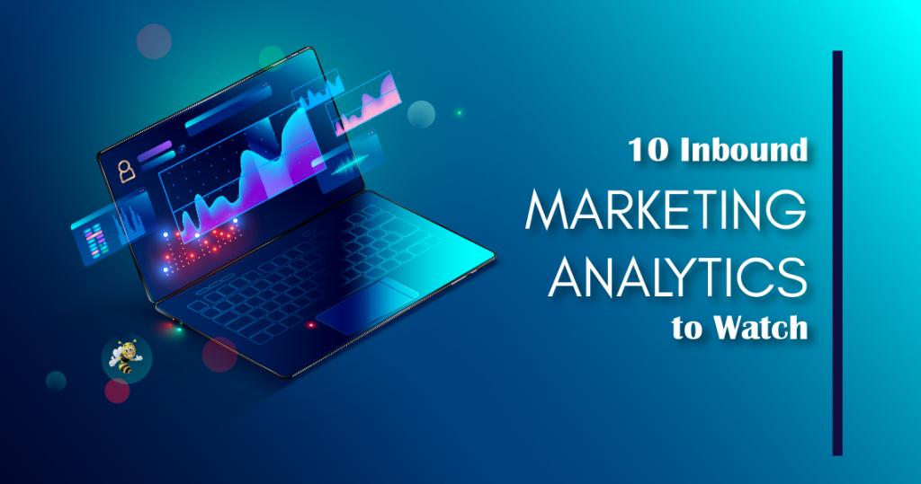 10 Inbound Marketing Analytics to Watch header image